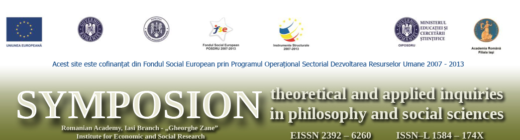 Symposion. Theoretical and Applied Inquiries in Philosophy and Social Sciences